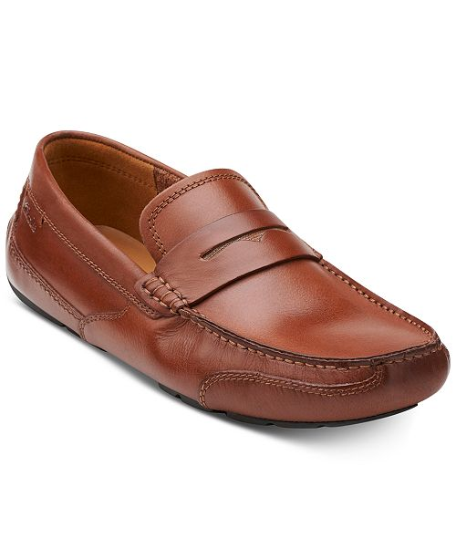 738eff13f7 Clarks Men's Ashmont Way Penny Drivers & Reviews - All Men's Shoes ...