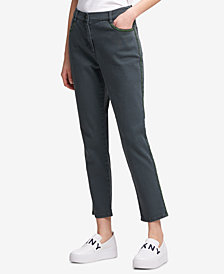 DKNY Skinny Denim Pants, Created for Macy's