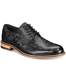 Bar III Men's Camm Derby Shoes, Created for Macy's