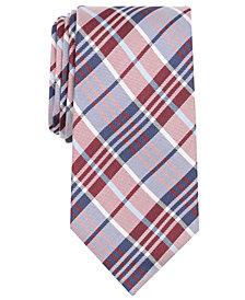 Nautica Men's Gretel Plaid Silk Tie