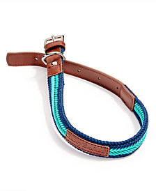 Harry Barker Braided Rope Collar