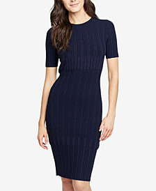 RACHEL Rachel Roy Sweater Dress, Created for Macy's
