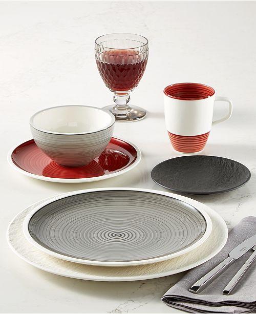 Bekannt Villeroy & Boch Manufacture Dinnerware Collection & Reviews UO81