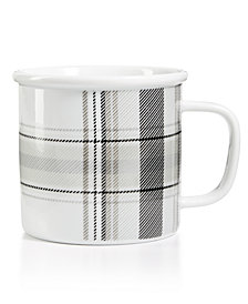 Martha Stewart Collection Ceramic Mug, Created for Macy's