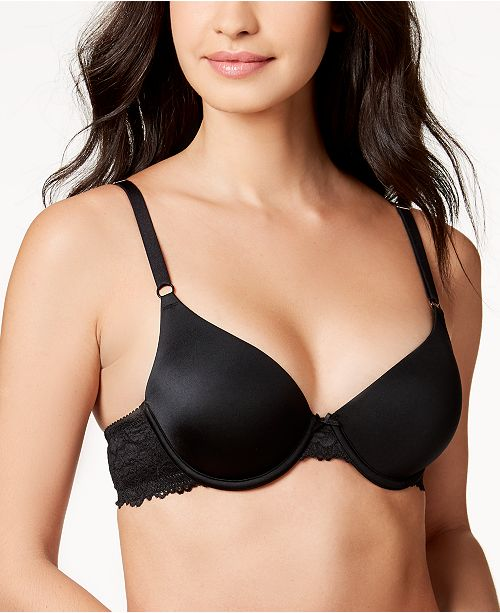 INC International Concepts INC Smooth & Lace Demi Bra, Created for Macy's