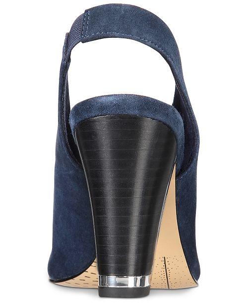 276c2280731 Bella Vita Gabriella Slingback Pumps   Reviews - Pumps - Shoes - Macy s