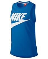 5e0bc3103ac1b Nike Tank Tops  Shop Nike Tank Tops - Macy s