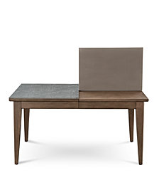 Tribeca Gray Dining Table Pad