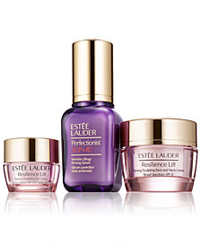 Estée Lauder 3-Pc. Lift + Firm For Smoother, Radiant, Youthful-Looking Skin Set, (A $115 Value)