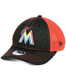 New Era Boys' Miami Marlins Turn 2 9FORTY Cap