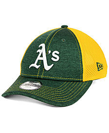 New Era Boys' Oakland Athletics Turn 2 9FORTY Cap