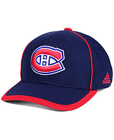 adidas Montreal Canadiens Clipper Adjustable Cap