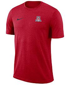 Nike Men's Arizona Wildcats Dri-Fit Coaches T-Shirt