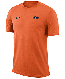 Nike Men's Oklahoma State Cowboys Dri-Fit Coaches T-Shirt