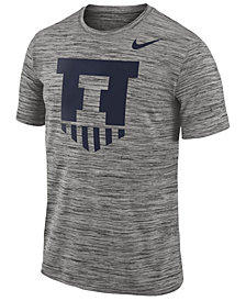 Nike Men's Illinois Fighting Illini Legend Travel T-Shirt
