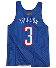 Mitchell & Ness Men's Allen Iverson NBA All Star 2004 Reversible Tank