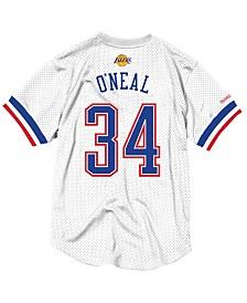 Mitchell & Ness Men's Shaquille O'Neal NBA All Star 1996 Mesh Crew Neck Jersey