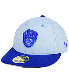 New Era Milwaukee Brewers Father's Day Low Profile 59FIFTY Cap