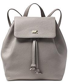 MICHAEL Michael Kors Junie Flap Backpack