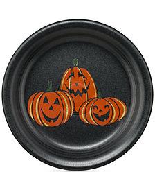 Fiesta Pumpkin Appetizer Plate