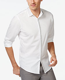 I.N.C. Men's Shine Shirt, Created for Macy's