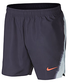 "Nike Men's Court Rafael Nadal Flex Dri-FIT 7"" Tennis Shorts"