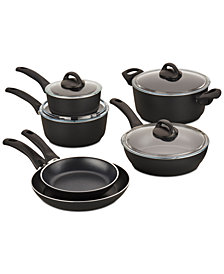 Ballarini Pisa 10-Pc. Aluminum Non-Stick Cookware Set