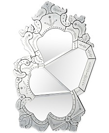 Sommers Wall Mirror, Quick Ship
