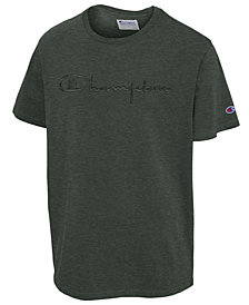 Champion Men's Tonal-Logo T-Shirt