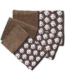 Popular Bath Sinatra Cotton 3-Pc. Sequin Towel Set