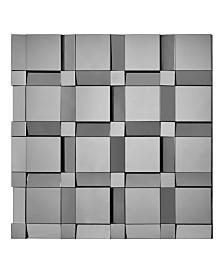Quartz Wall Mirror, Quick Ship