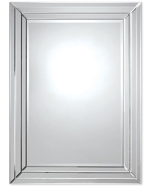 Furniture Prinz Rectangular Mirror, Quick Ship