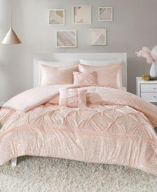 Adele 5-Pc. Full/Queen Comforter Set