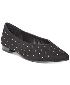 Esprit Danika Pointed-Toe Slip-On Flats