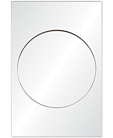 Geison Frameless Mirror, Quick Ship
