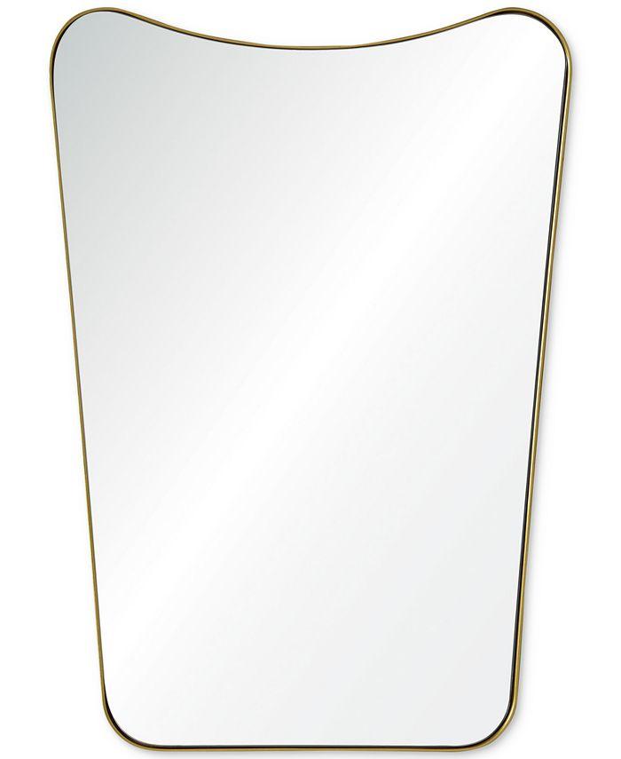 Furniture - Tufa Wall Mirror, Quick Ship
