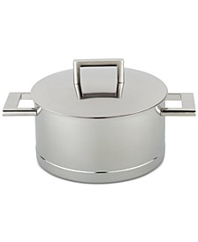 John Pawson 8.9-Qt. Stainless Steel Dutch Oven & Lid