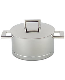 Demeyere John Pawson 8.9-Qt. Stainless Steel Dutch Oven & Lid