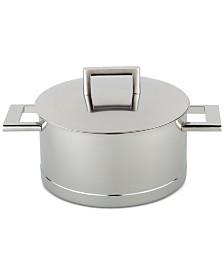 Demeyere John Pawson 8.9-Qt. Stainless Steel Dutch Oven & Lid