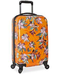 Orange Luggage - Macy's