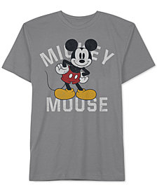 Hybrid Men's Mickey Mouse Graphic T-Shirt