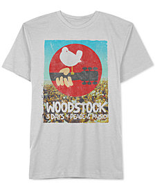 Hybrid Men's Woodstock Graphic T-Shirt