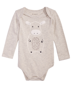 First Impressions Baby Boys or Baby Girls GraphicPrint Bodysuit Created for Macys