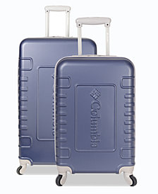 Columbia Crater Peak Expandable Hardside Luggage Collection
