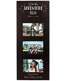 Cathy's Concepts Graduation Black Multi-Photo Frame