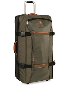 "Timberland Twin Mountain 22"" Wheeled Duffel Bag"