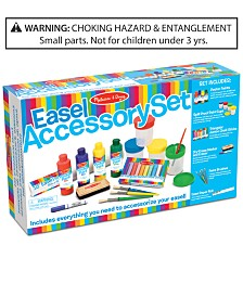 Melissa and Doug 29-Piece Easel Accessory Set