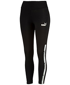 Puma High-Waist Logo Leggings