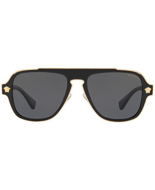 Polarized Sunglasses, VE2199 56