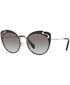 Miu Miu Sunglasses, MU 57TS 54